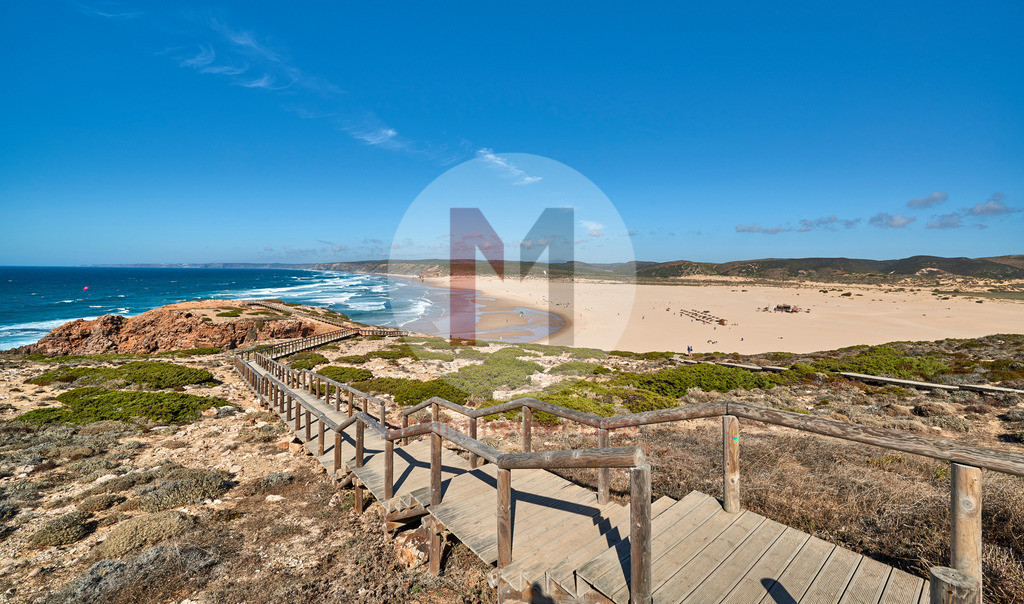 An der Westküste von Portugal