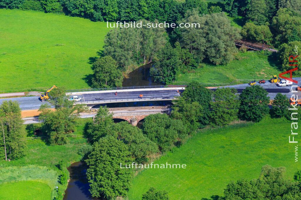 kulmbach-2016-3422   Luftbild von  Kulmbach - Luftaufnahme wurde 2016 von https://frankenair.de mittels Flugzeug (keine Drohne) erstellt - die Geschenkidee