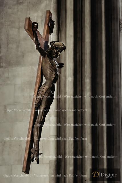 Jesus am Kreuz 1 - Vorschaubild | Jesus am Kreuz, Wiener Stephansdom