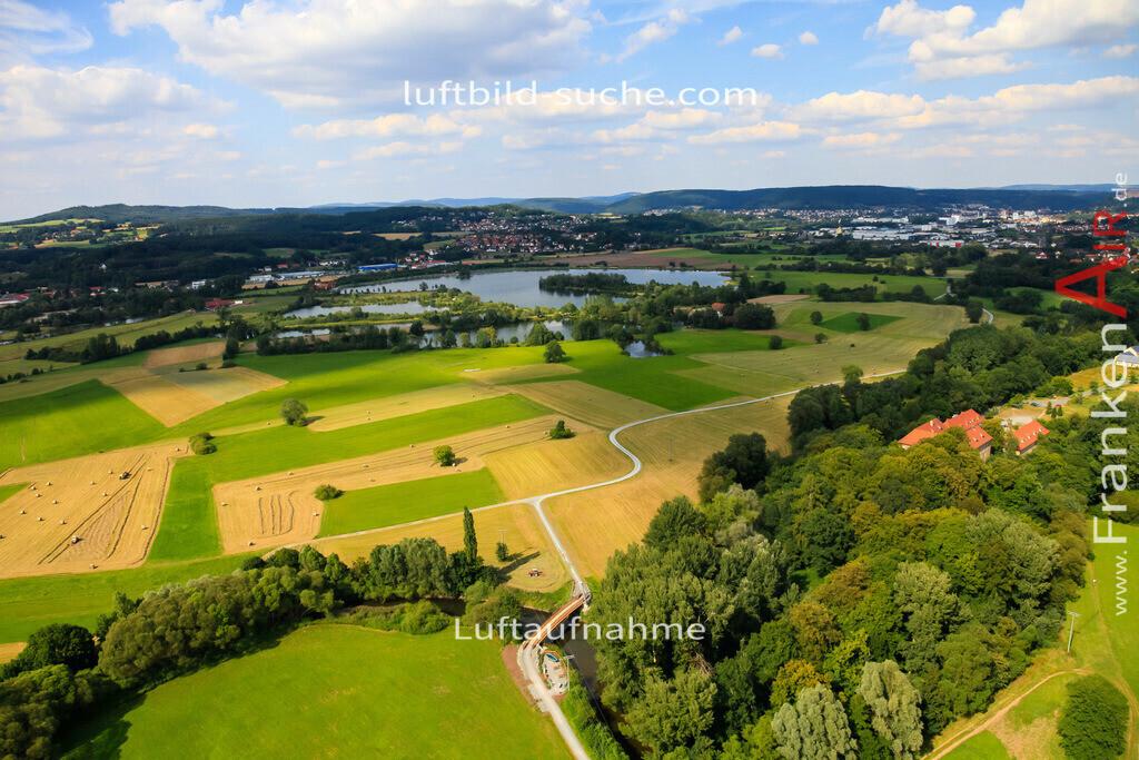 luftbild-kulmbach-2009-1456 | Luftbild von  Kulmbach - Luftaufnahme wurde 2009 von https://frankenair.de mittels Flugzeug (keine Drohne) erstellt - die Geschenkidee