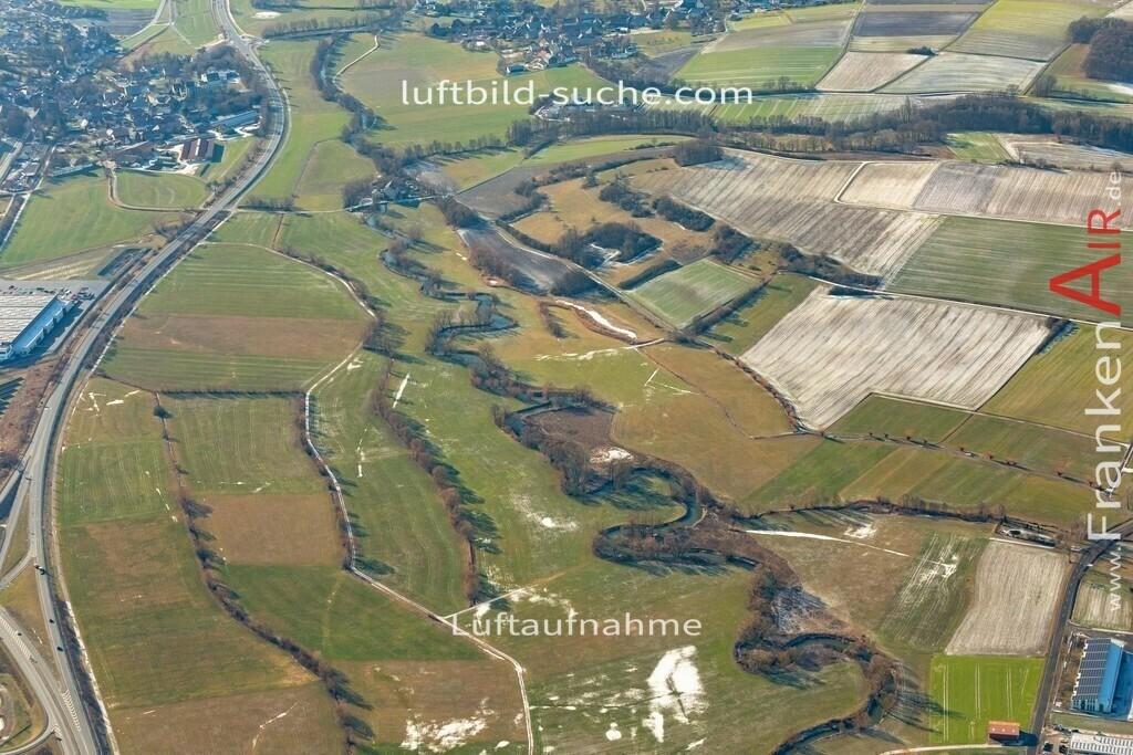 itz-19-14 | aktuelles Luftbild von Itz  - Luftaufnahme wurde 2019 von https://frankenair.de mittels Flugzeug (keine Drohne) erstellt.