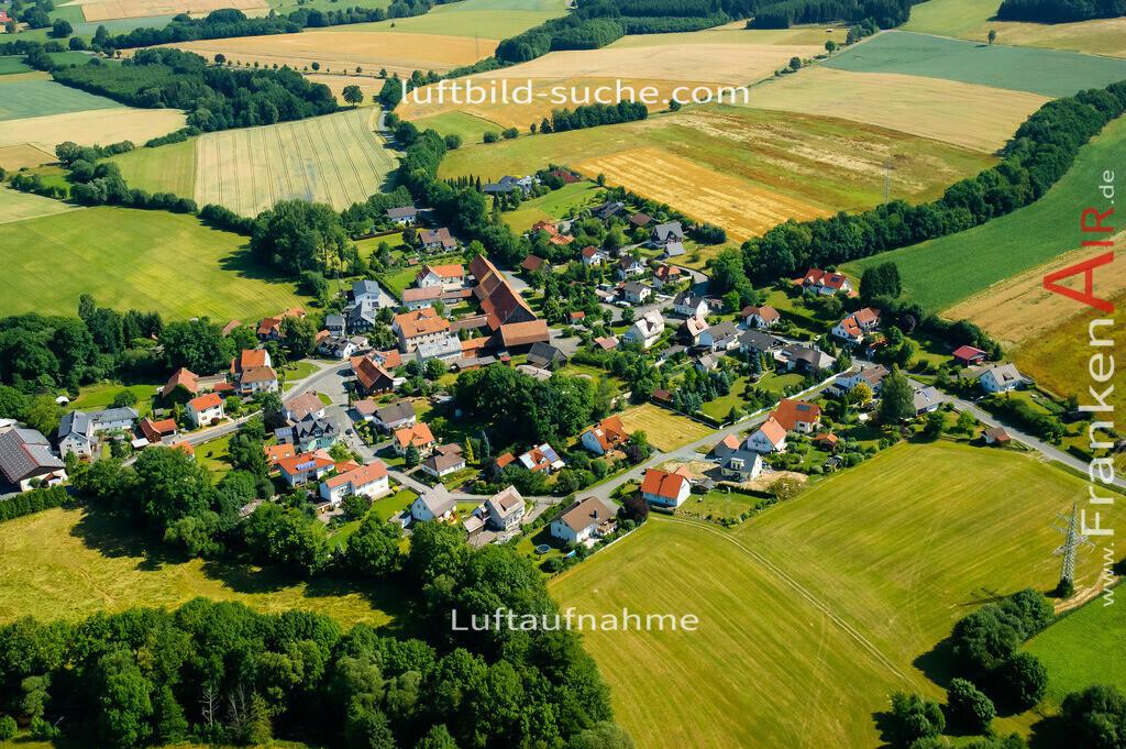 wolfersdorf-stockheim-2008-23 | Luftbild von Wolfersdorf Stockheim - Luftaufnahme wurde 2008 von https://frankenair.de mittels Flugzeug (keine Drohne) erstellt - die Geschenkidee