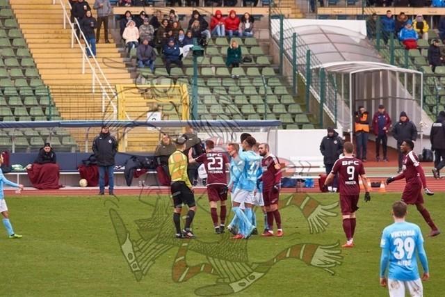 BFC Dynamo vs. FC Viktoria 89 096