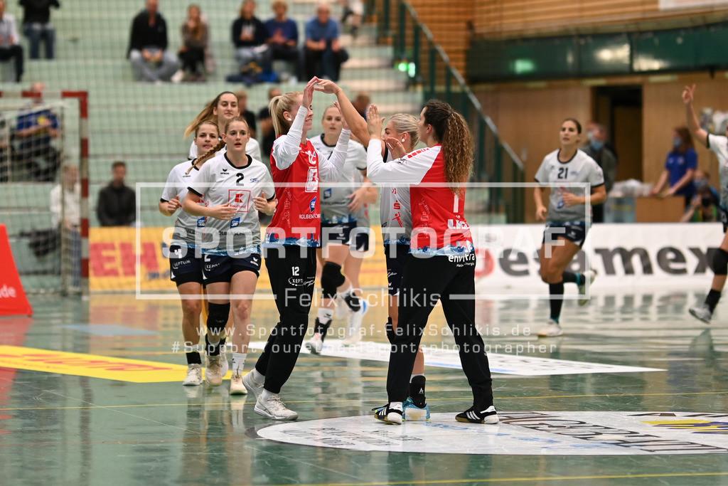 FZ6_8913 | ; 1. Bundesliga Frauen I 1. Spieltag I Buxtehuder SV - Neckarsulmer Sport-Union am 05.09.2020 in Buxtehude  (Sporthalle Kurt-Schuhmacher Strasse), Deutschland