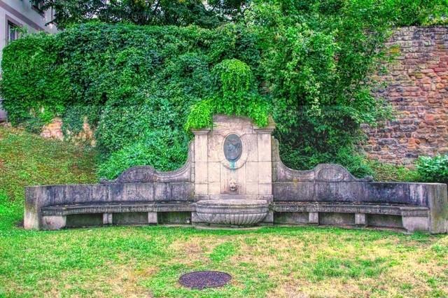 Louisen Brunnen | Louisen Brunnen - Historische Altstadt Saarbrücken