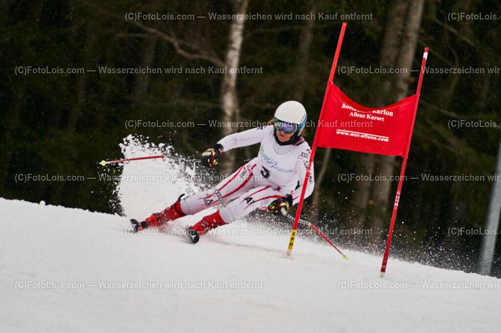 045_SteirMastersJugendCup_Wasl Michaela   (C) FotoLois.com, Alois Spandl, Atomic - Steirischer MastersCup 2020 und Energie Steiermark - Jugendcup 2020 in der SchwabenbergArena TURNAU, Wintersportclub Aflenz, Sa 4. Jänner 2020.