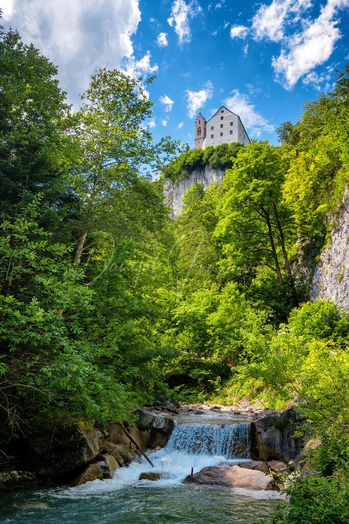 Sankt Georgenberg | Kloster Sankt Georgenberg in der Wolfsklamm