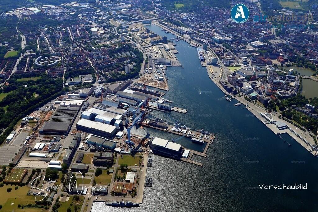 Kiel-Ellerbek, Kiel-Gaarden-Ost, German Naval Yards, Ellerbek, Ostseekai | Kiel-Ellerbek, Kiel-Gaarden-Ost, German Naval Yards, Ellerbek, Ostseekai