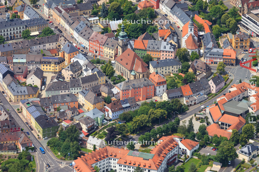 luftbild-wunsiedel-2016-7147 | Luftbild von  Wunsiedel - Luftaufnahme wurde 2016 von https://frankenair.de mittels Flugzeug (keine Drohne) erstellt - die Geschenkidee