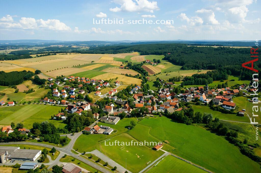 hutschdorf-thurnau-2008-826 | Luftbild von Hutschdorf Thurnau - Luftaufnahme wurde 2008 von https://frankenair.de mittels Flugzeug (keine Drohne) erstellt - die Geschenkidee