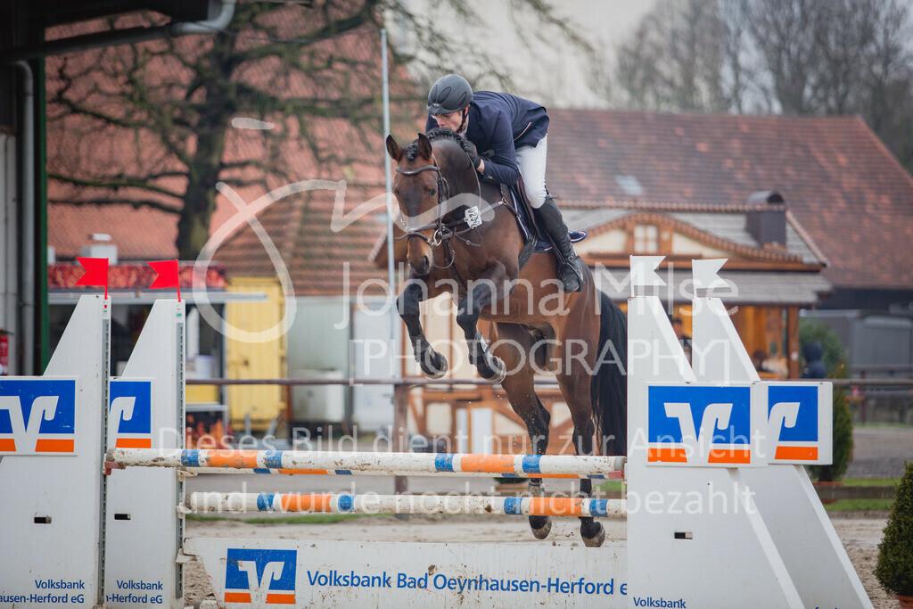 190404_Frühlingsfest_Sprpf-A-132 | Frühlingsfest Herford 2019 Springpferdeprüfung Klasse A**