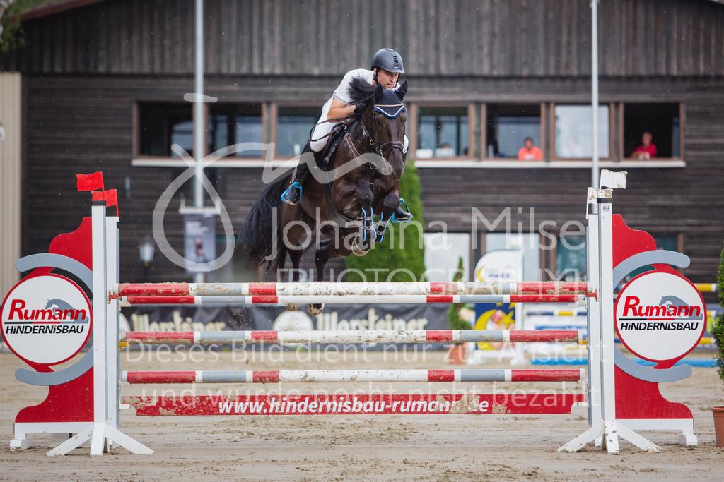 200821_Delbrück_Youngster-M-613 | Delbrück Masters 2020 Springprüfung Kl. M* Youngster Springen 6-8jährige Pferde