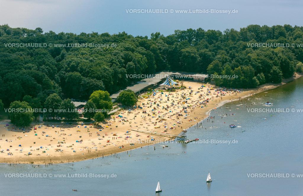 Haltern13081860 | Badesee, Halterner Stausee, Halterner See mit Seebad und Seeterasse, Luftbild von Haltern am See