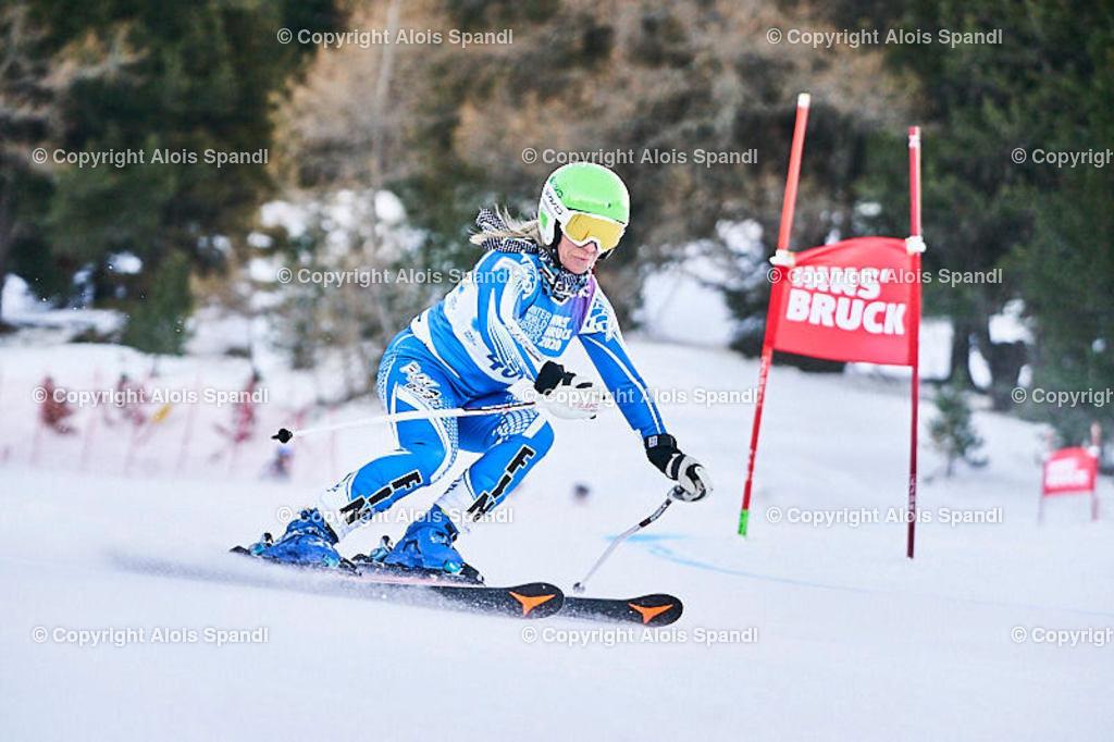 ALS5712_WWMG_GS-II_C | (C) FotoLois.com, Alois Spandl, WinterWorldMastersGames 2020 Innsbruck, Giant Slalom-II Gruppe C Damen, Patscherkofel Olympiaabfahrt, Mi 15. Jänner 2020.