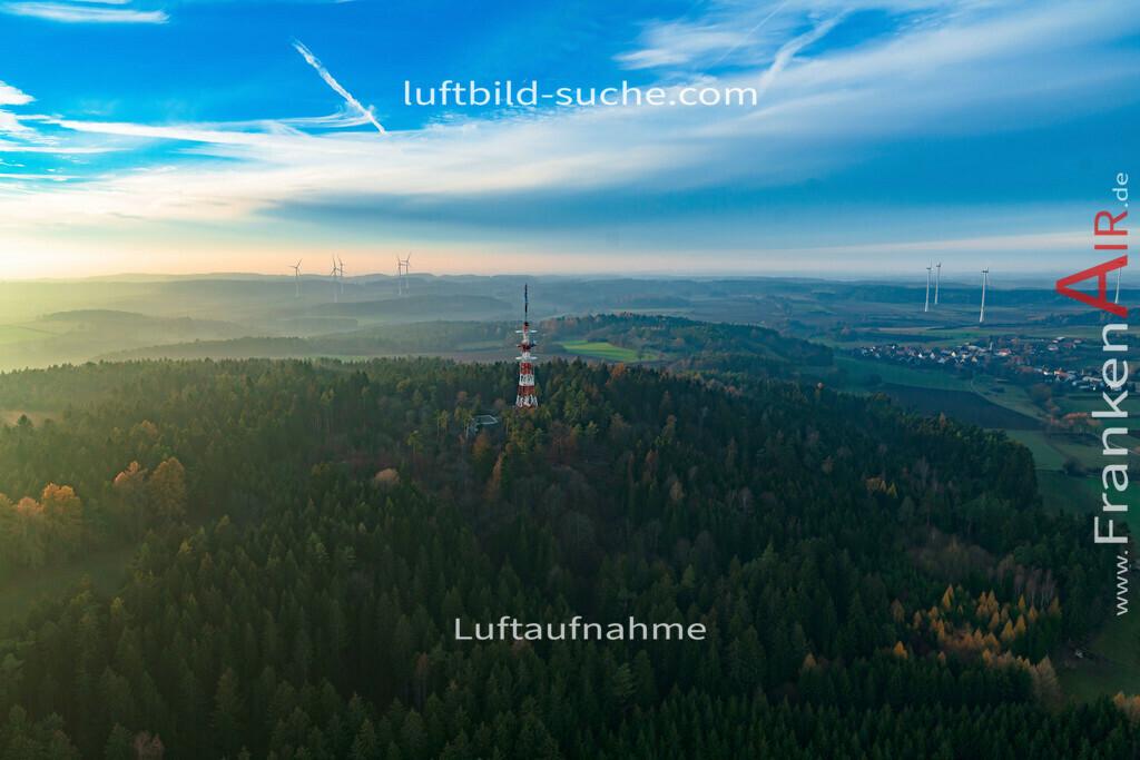 fernmeldeturm-thurnau-18-525 | aktuelles Luftbild von Fernmeldeturm Thurnau - Luftaufnahme wurde 2018 von https://frankenair.de mittels Flugzeug (keine Drohne) erstellt.