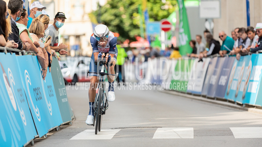 81st Skoda-Tour de Luxembourg 2021 | 81st Skoda-Tour de Luxembourg 2021, Stage 4 ITT Dudelange - Dudelange; Dudelange, 17.09.2021: NIBALI Vincenzo (Trek - Segafredo, 74)