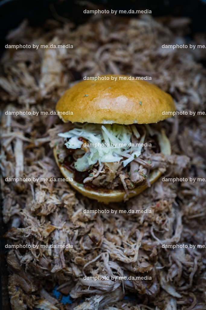Pulled Pork Burger aus dem DutchOven | Pulled Pork Burger aus dem DutchOven
