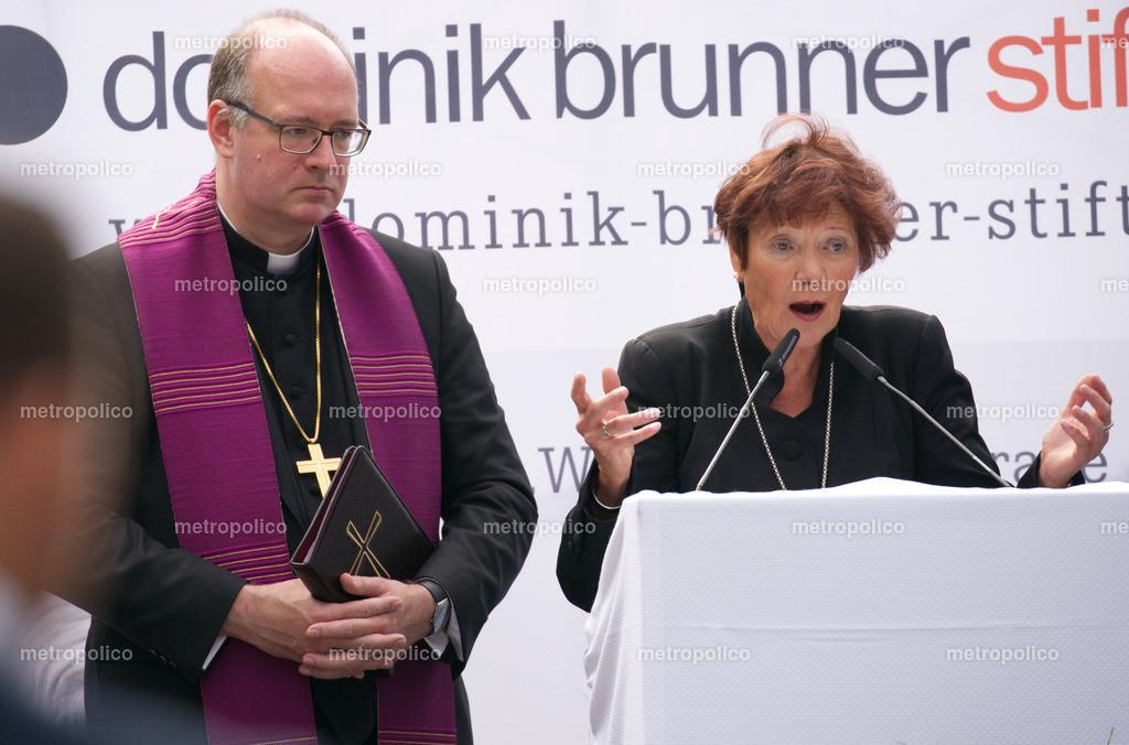 Barbara Kittelberger und Rupert Graf zu Stolberg