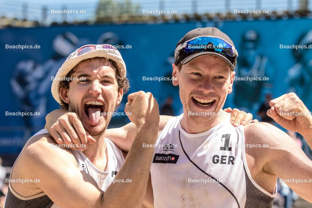 2016_0591_MajorHamburg_1 Markus Böckermann 2 Lars Flüggen (GER)   1 Markus Böckermann 2 Lars Flüggen (GER)