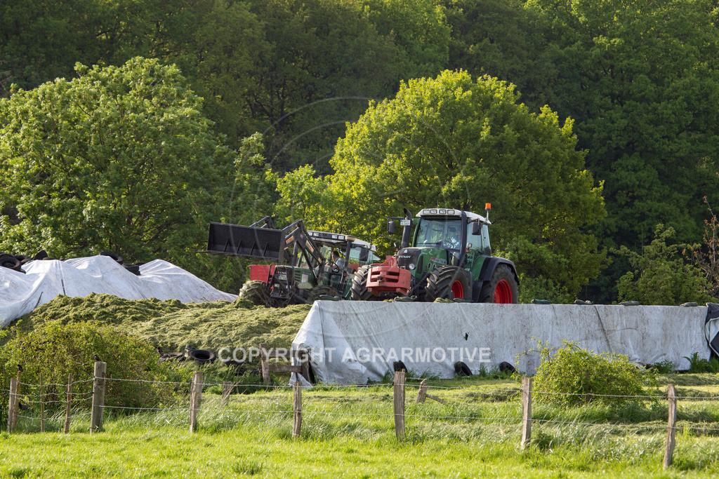 20150511-IMG_1470 | Gras silieren - AGRARMOTIVE Bilder aus der Landwirtschaft