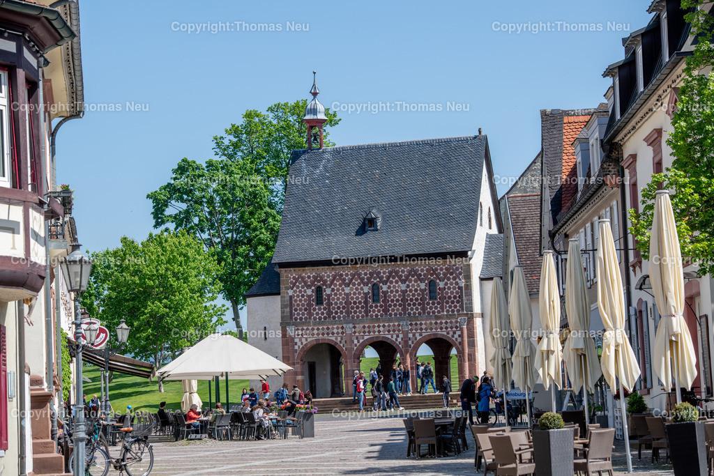 DSC_4995 | Lorsch,Tourismus, Kloster, Köigshalle, ,, Bild: Thomas Neu