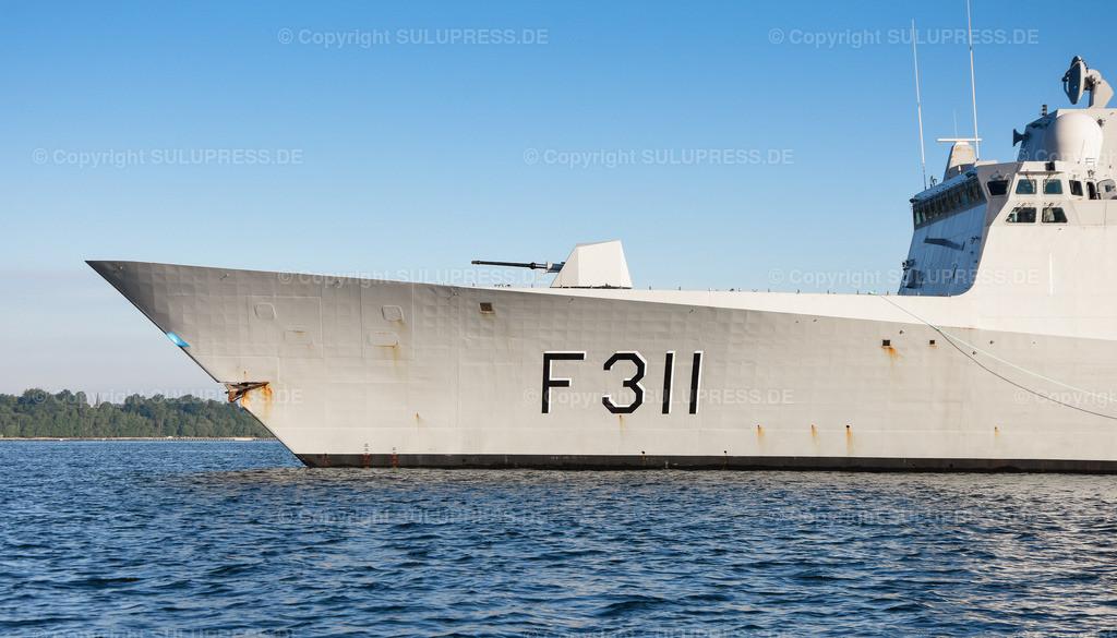 Fregatte F 311