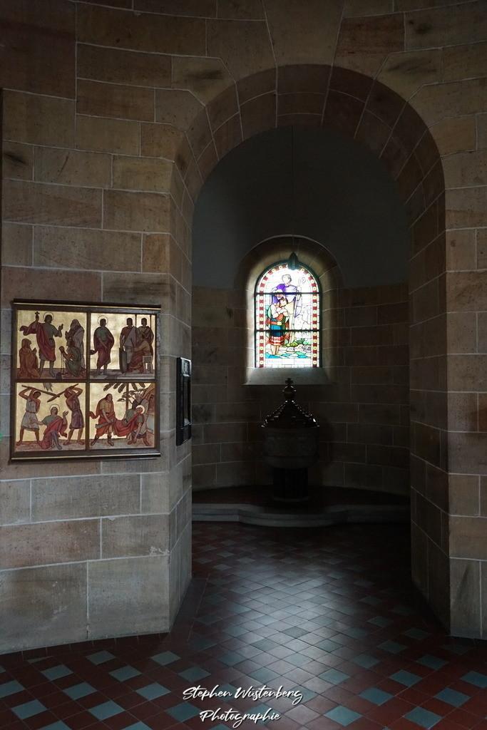 DSC04751 | Innenaufnahmen der kath. Pfarrkirche St.Sebstian in Rockenhausen