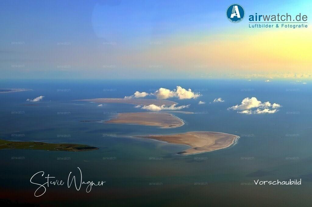 Sandbaenke, Norderoogsand, Suederoogsand, Japsand | Norderoogsand, Suederoogsand, Japsand - Grosse Digitalfotos gibt es auf www.airwatch.de/Photogalerie