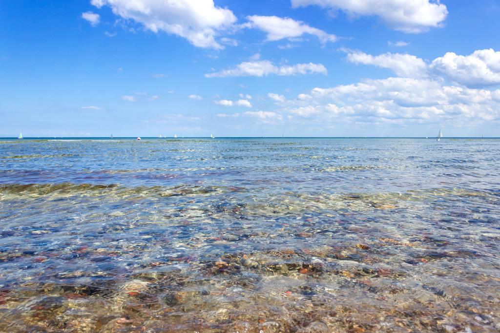 Strand in Damp | Damp im Sommer