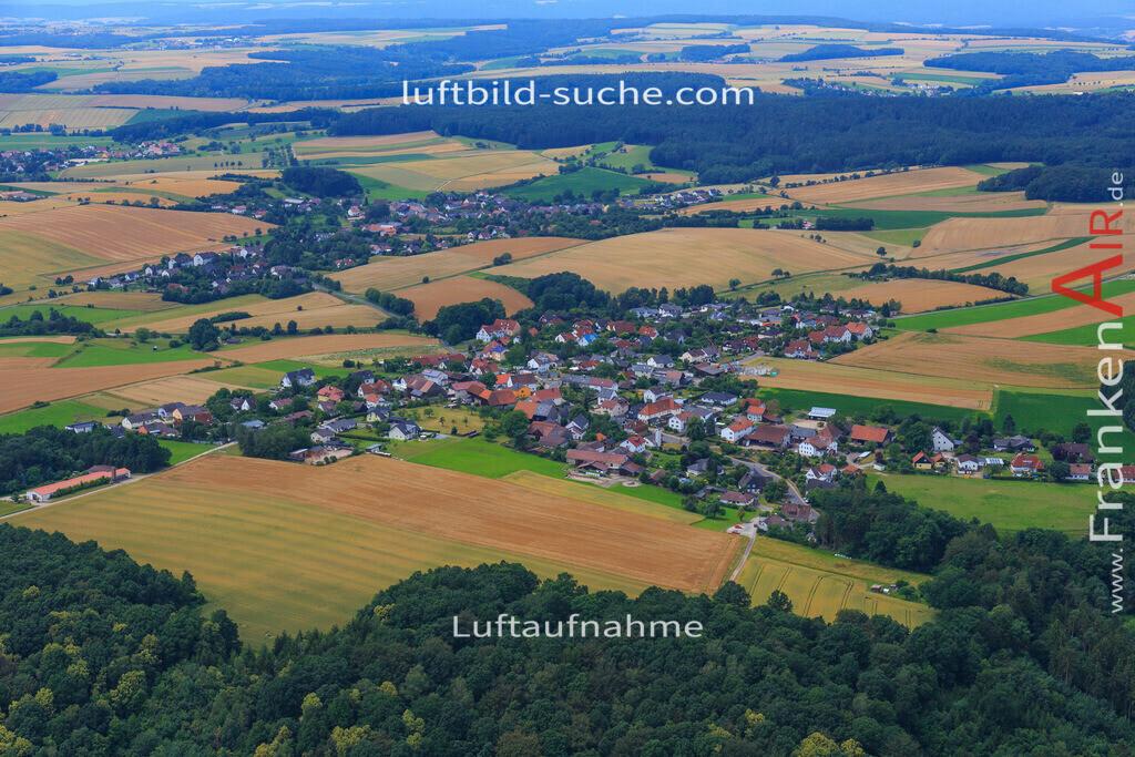 haarth-untersiemau-2016-7092 | Luftbild von Haarth Untersiemau - Luftaufnahme wurde 2016 von https://frankenair.de mittels Flugzeug (keine Drohne) erstellt - die Geschenkidee