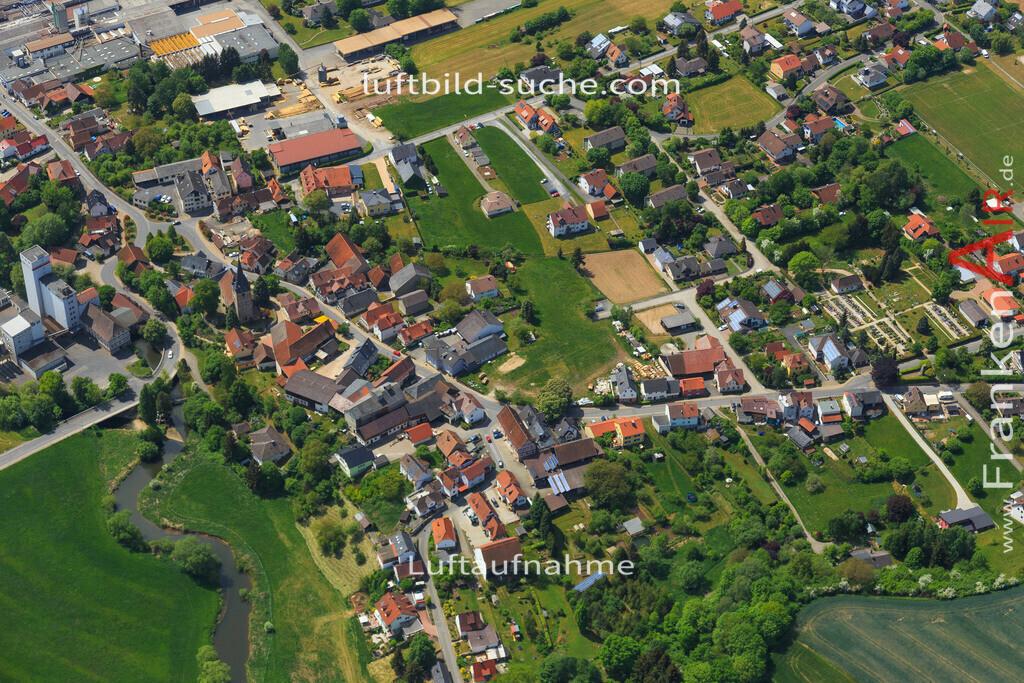scherneck-untersiemau-2015-62 | Luftbild von Scherneck Untersiemau - Luftaufnahme wurde 2015 von https://frankenair.de mittels Flugzeug (keine Drohne) erstellt - die Geschenkidee