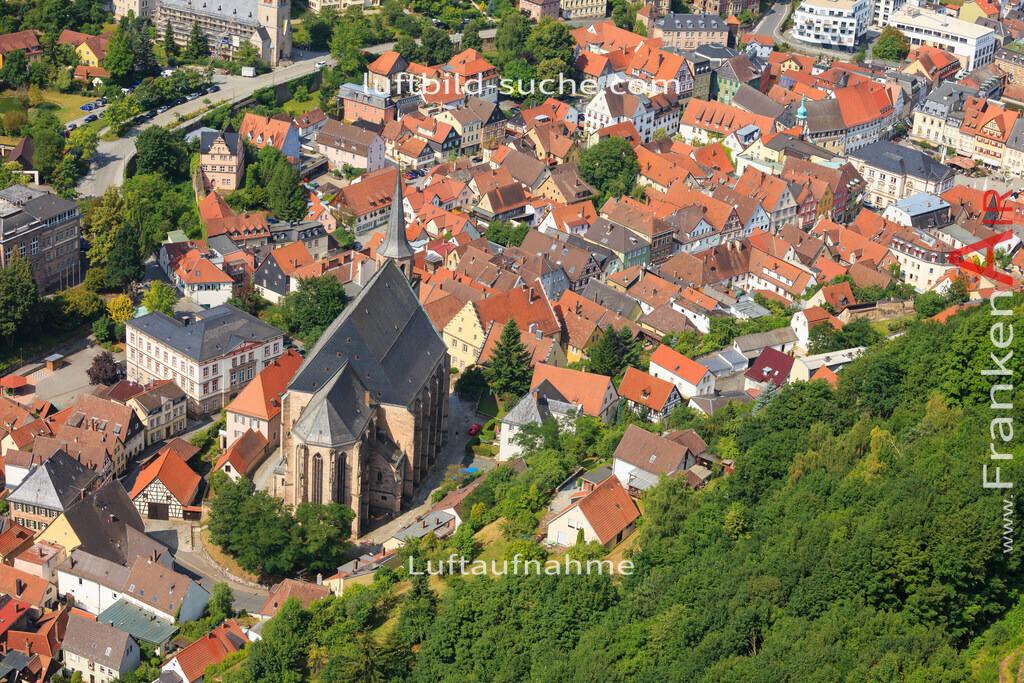 kirche-kulmbach-2014-3156 | Luftbild von Kirche Kulmbach - Luftaufnahme wurde 2014 von https://frankenair.de mittels Flugzeug (keine Drohne) erstellt - die Geschenkidee