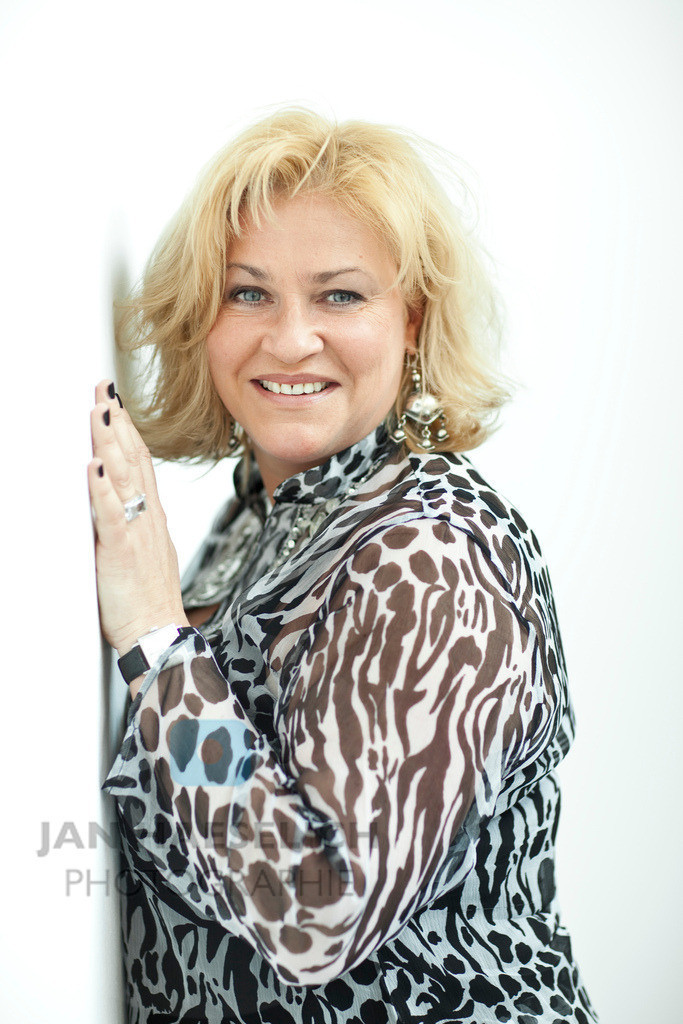 Petra Kleinert | Fototermin in Hamburg am 31.03.2010 zur ARD Fernsehserie