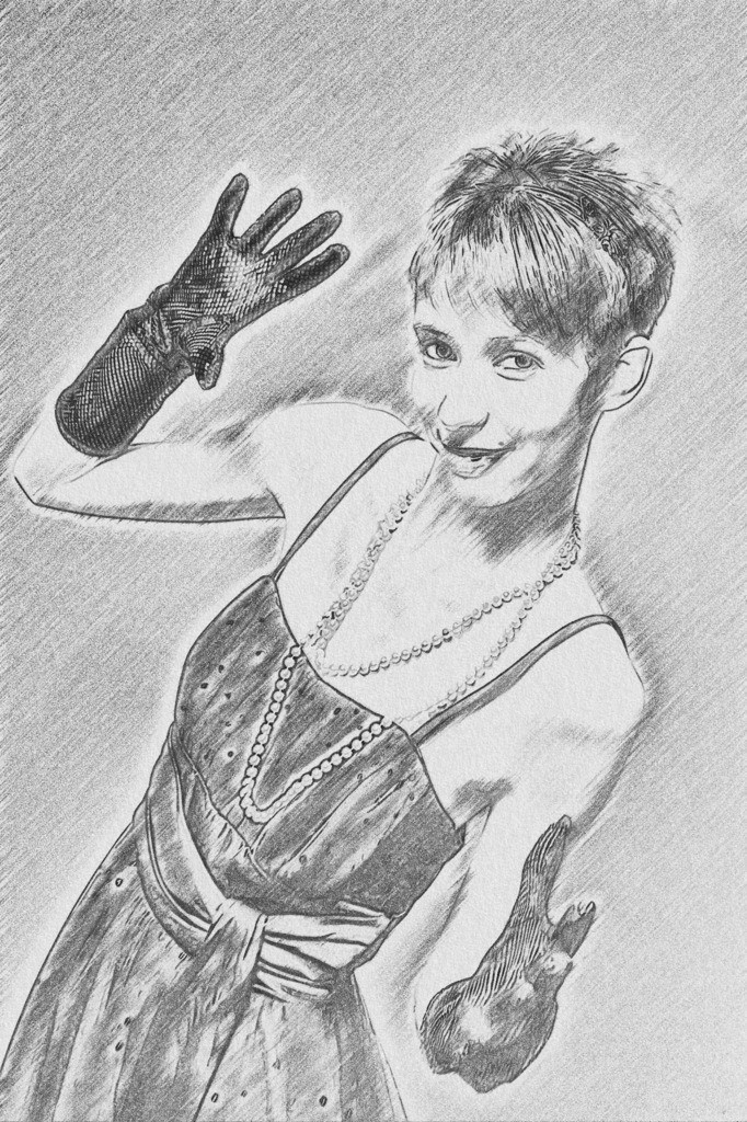 Handschuh Lady Bild 031
