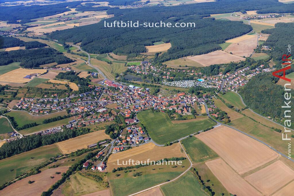 muechsteinach-2015-2228 | Luftbild von  Muechsteinach - Luftaufnahme wurde 2015 von https://frankenair.de mittels Flugzeug (keine Drohne) erstellt - die Geschenkidee