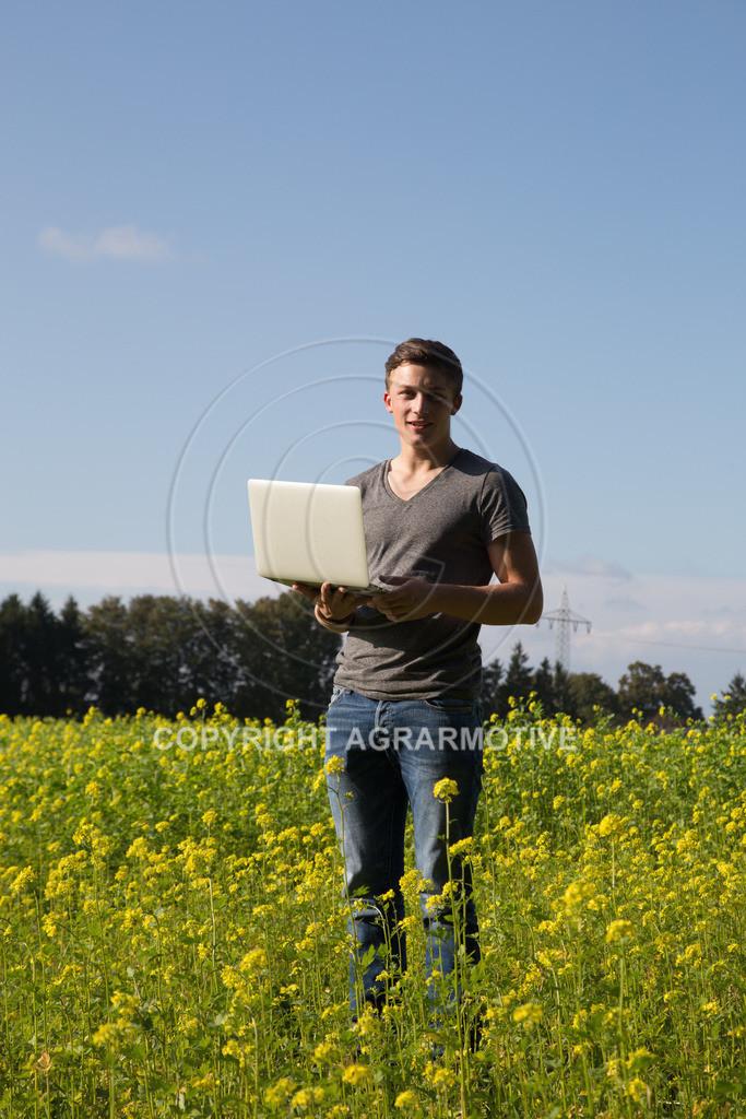 20140914-IMG_6400 | Auszubildender - AGRARFOTOS Bilder aus der Landwirtschaft