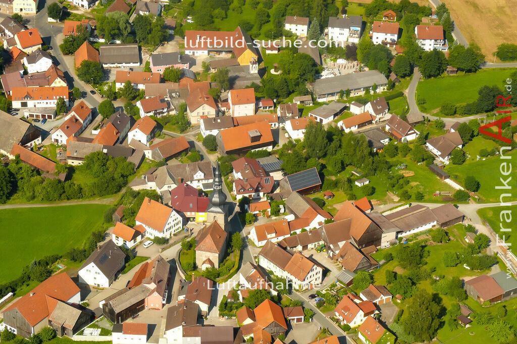 hutschdorf-thurnau-2007-62 | Luftbild von Hutschdorf Thurnau - Luftaufnahme wurde 2007 von https://frankenair.de mittels Flugzeug (keine Drohne) erstellt - die Geschenkidee