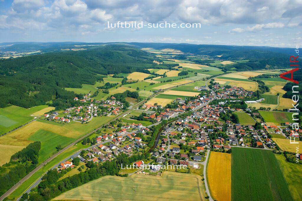 neukenroth-stockheim-2008-645 | Luftbild von Neukenroth Stockheim - Luftaufnahme wurde 2008 von https://frankenair.de mittels Flugzeug (keine Drohne) erstellt - die Geschenkidee
