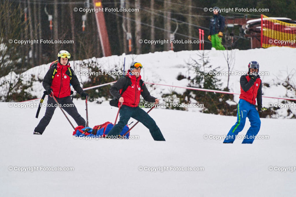 186_SteirMastersJugendCup_Bergrettung | (C) FotoLois.com, Alois Spandl, Atomic - Steirischer MastersCup 2020 und Energie Steiermark - Jugendcup 2020 in der SchwabenbergArena TURNAU, Wintersportclub Aflenz, Sa 4. Jänner 2020.