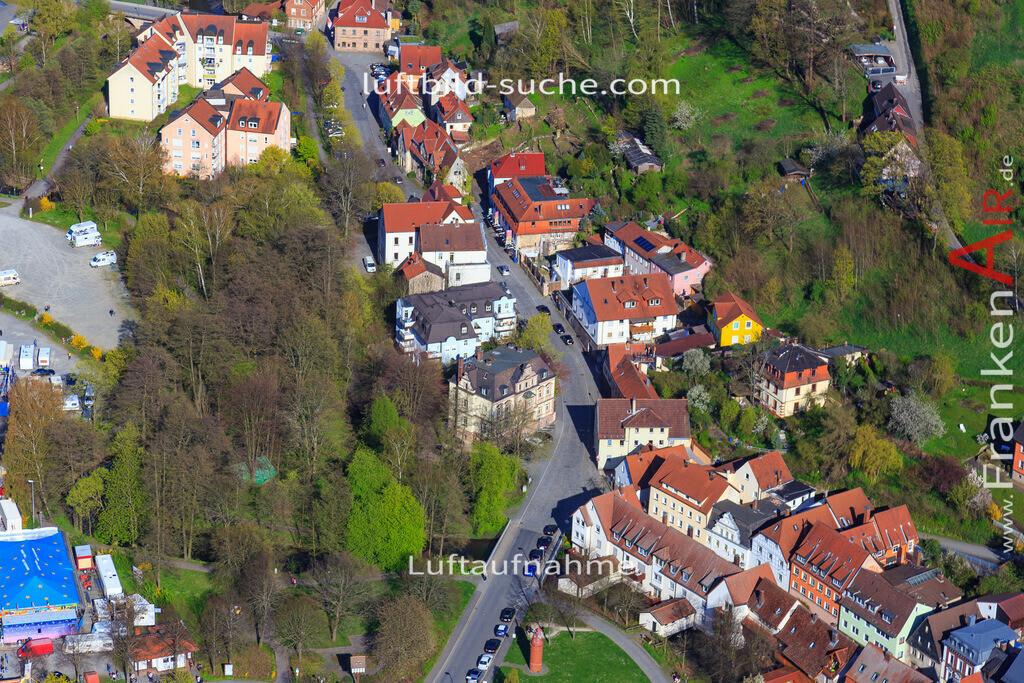 kulmbach-2016-3213 | Luftbild von  Kulmbach - Luftaufnahme wurde 2016 von https://frankenair.de mittels Flugzeug (keine Drohne) erstellt - die Geschenkidee