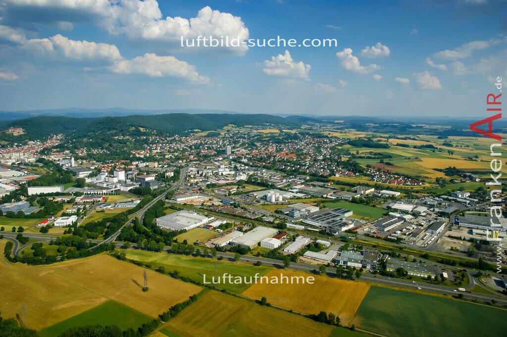 luftaufnahme-kulmbach-2008-529   Luftbild von  Kulmbach - Luftaufnahme wurde 2008 von https://frankenair.de mittels Flugzeug (keine Drohne) erstellt - die Geschenkidee