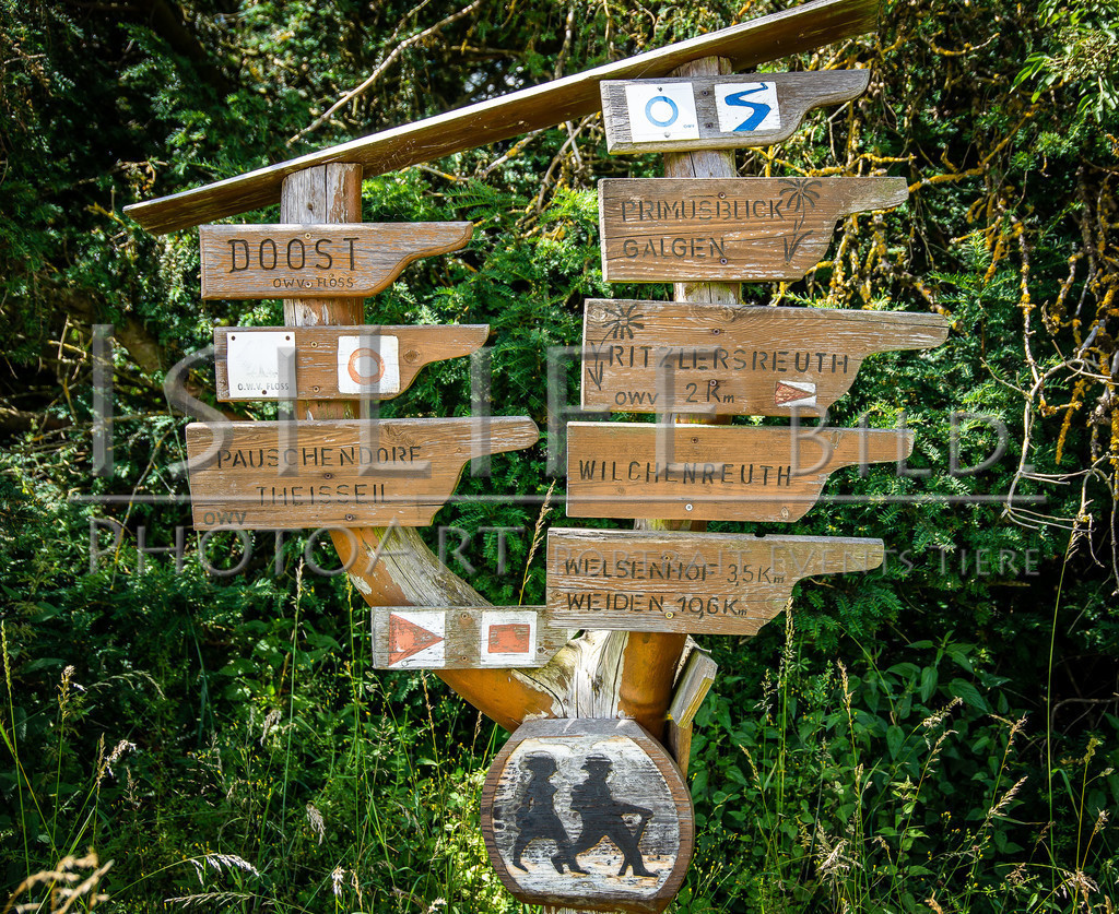 Naturschutzgebiet Doost | Wanderwegweiser
