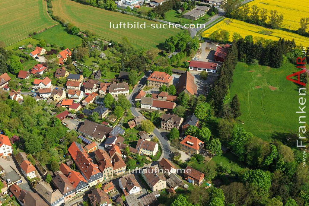 thurnau-2015-155 | Luftbild von  Thurnau - Luftaufnahme wurde 2015 von https://frankenair.de mittels Flugzeug (keine Drohne) erstellt - die Geschenkidee