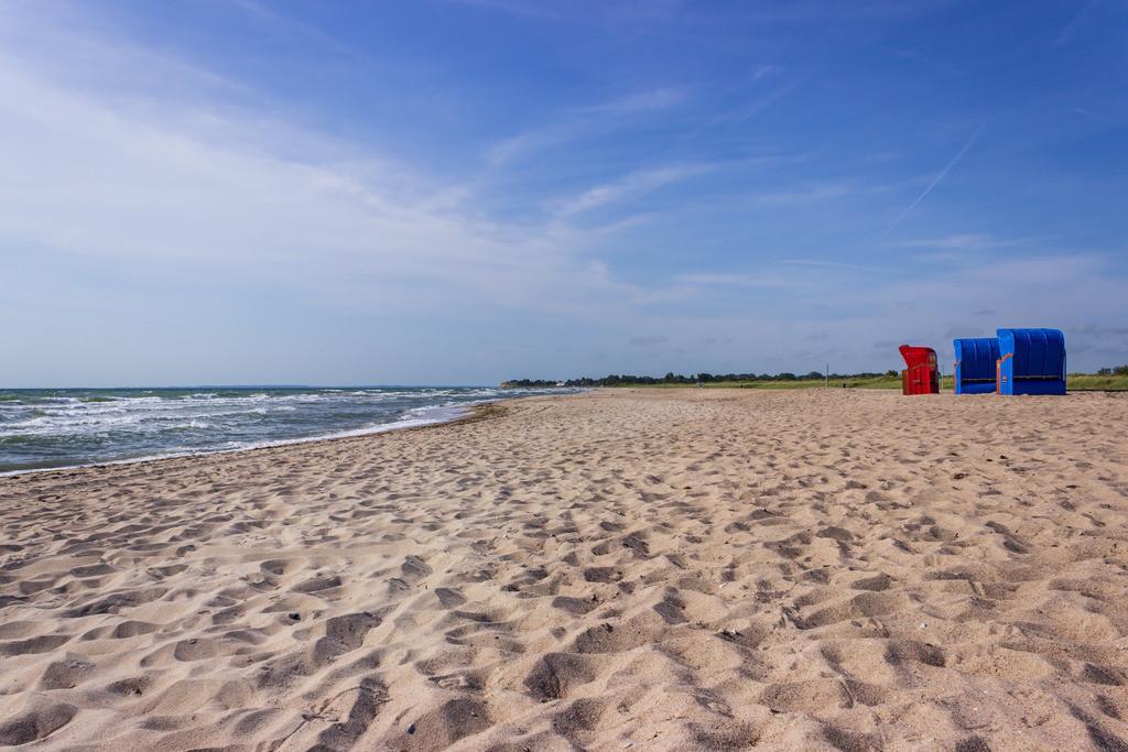 Strand in Weidefeld | Sandstrand in Weidefeld
