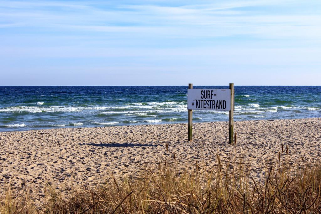 Strand in Weidefeld | Strand in Weidefeld im Winter
