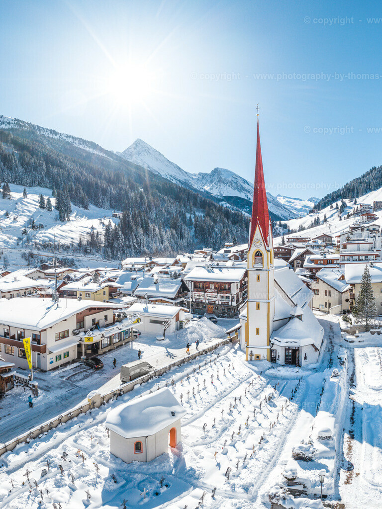 Lanersbach im Winter-1