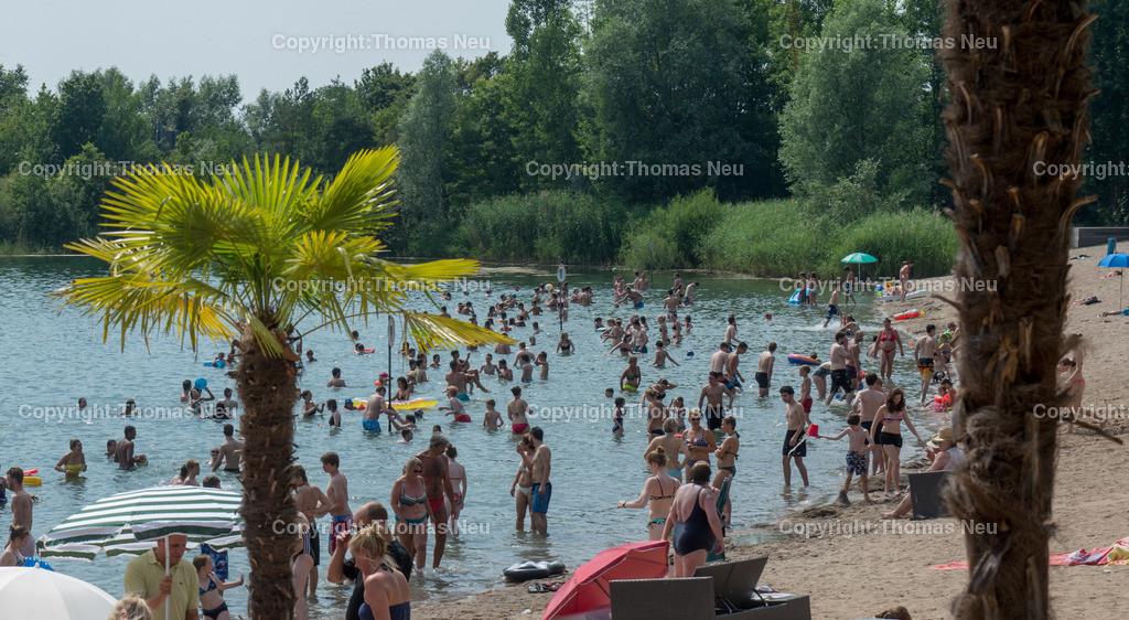 Badesee-33 | Bensheim,Sommer am Badesee, ,, Bild: Thomas Neu
