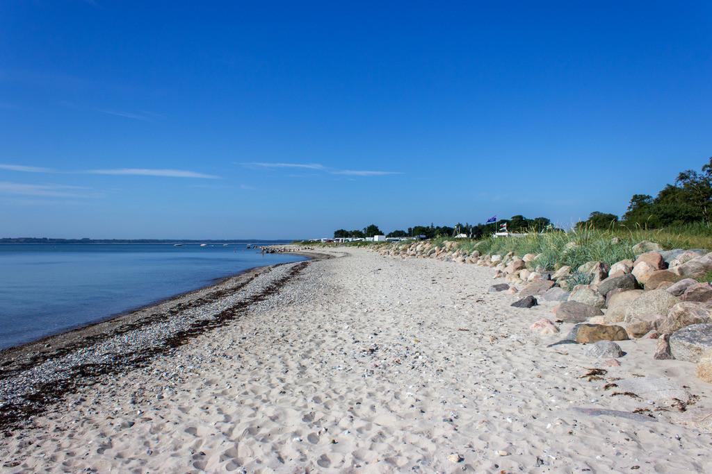 Strand in Lehmberg   Strand in Lehmberg im Sommer