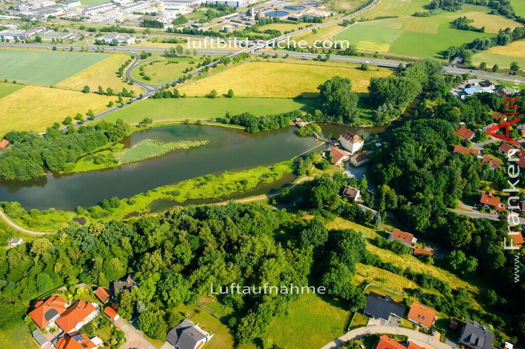 burghaig-kulmbach-2008-106 | Luftbild von Burghaig Kulmbach - Luftaufnahme wurde 2008 von https://frankenair.de mittels Flugzeug (keine Drohne) erstellt - die Geschenkidee