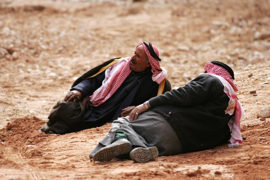 Jordanien | Jordanien, Felsenstadt Petra
